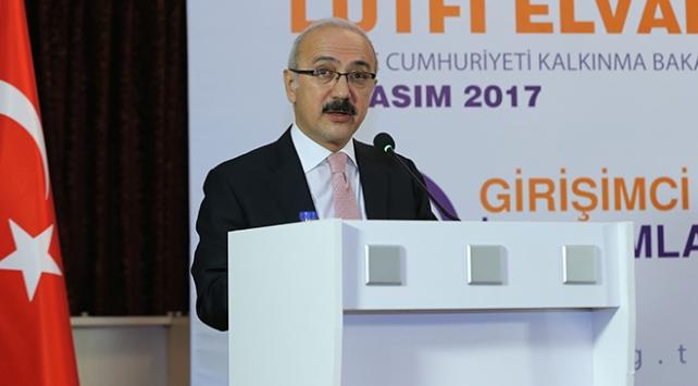 'Türkiye, tüm olumsuzluklara rağmen ortalama yüzde 5,7 büyüdü'