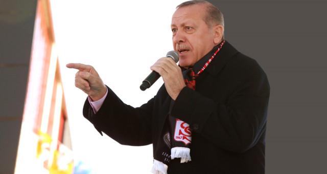 Erdoğan'dan Trump'a Kudüs Çıkışı
