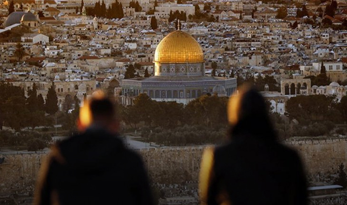İşte İsrail'in Kudüs Planı!